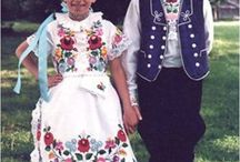 Hungarian Style / Traditional Hungarian dress