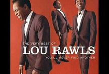 Lou Rawls / by Kristen Collins
