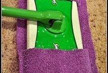 Towel recycling