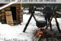 Cast Iron Cooking / Duh...what do you think? / by Jo Lafitte Herman