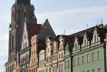Wroclaw / Wrocław, Lower Silesia, Poland