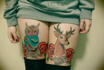 Loved tattoos / by Jessica Rsst