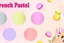 Diva Gellak French Pastel / Diva Gellak French Pastel
