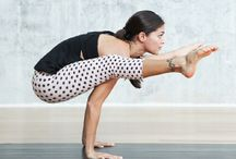 Yoga / Stuff I wish I could do, but am too lazy to learn