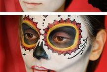 Day of the Dead/Halloween