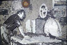 mozaiek marmer