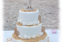 bEACH WEDDING STUFF / Ideas I found online, Brit - see anything you like.  I am still looking, see if you find one you like so Jules can have some ideas of what you want. / by Teressa McGuire