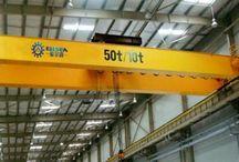 Ellsen double girder overhead crane for sale