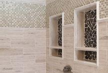 Bathroom Ideas / by Hannah Ballew