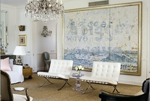 Eclectic Interiors! / by Segreto Finishes