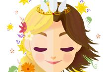 Rapunzel Princess Disney