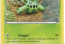 Cacnea / Cacnea (Japanese: サボネア Sabonea) is a Grass-type Pokémon. Cacnea evolves into Cacturne starting at level 32.