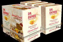 GLUTENSİZ DR.EKMEK