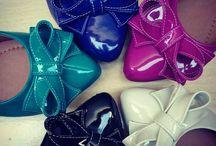 Bolsas e sapatilhas