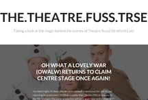 Blog Posts / Updates about the interesting stuff going on over on our blog page https://thetheatrefuss.wordpress.com  / by Theatre Royal Stratford East
