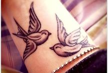 Bird Tattoos / There is no way bird tattoos would not become extremely gorgeous tattoos that anyone can have on their body.... http://fabulousdesign.net/bird-tattoos/