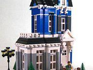 lego gebouw