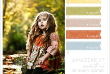 color inspiration board / by Svetlana Danilova