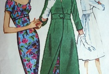 Sewing patterns  / by Catherine James