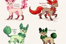 pokemon hybrids / read the title