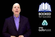 BOOKED for Success / Join Shep Hyken as he interviews well-known business authors on customer service. They'll discuss their latest books and how you can improve the service experience you provide to your customers. / by Shep Hyken