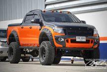 Ford Rangers / Pickup trucks