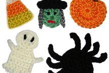Crochet Fridges/Magnets