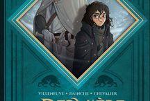 LA DERNIÈRE TERRE (COMIC BOOK)