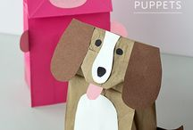 paper bag for kids