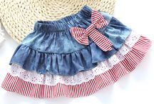 Children's easy clothes