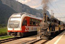 Foto del mese 2015 / Foto dedicate alle ferrovie della Regione dell'Oberland Bernese