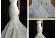 свадьба и вечерние платья
