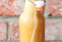 Fermented Water Kefir Recipes / My favourite water kefir recipes from littlemashies.com