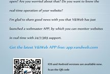 V&Web APP / share the interesting APP as you like.