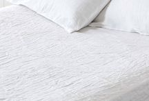 Montauk Pure Linen Fitted Sheets / 100% pure linen fitted sheets by Montauk Style