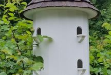 Bird Houses Ideas
