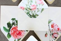 envelopes/liners