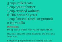 Breastmilk Recipes