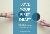 Writing Tips: First Draft