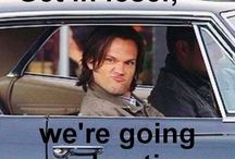 Supernatural / Sam and Dean ❤️