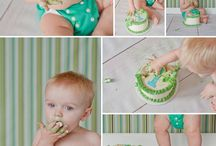 Cake Smash / Already planning Olive and Elis' first birthday!! / by Lauren King