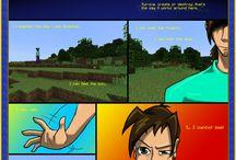 Minecraft the origin ch1