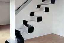 ESCALIERS / L'esprit de l'escalier...