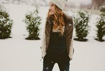 winter chic / by Allergic to Vanilla