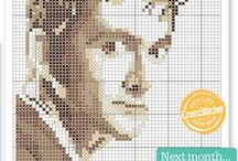dr Who cross stitch