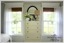 Master Bedroom / by Tami Clifton