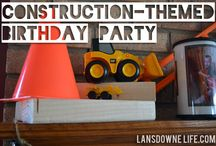 Construction Site Party