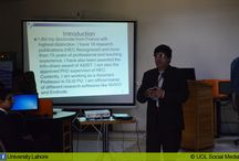 """2-Days Training on Managing Qualitative Research with NVivo 10 / Learning Centre /QEC at University of Lahore organized a training on""""Managing Qualitative Research with NVivo 10""""on 13-14th Dec, 2013 in Collaboration with Institute of Research Promotion at University of Lahore. This training is attended by the research scholars of different university & UOL."""