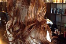 Hair Stuffs / by Christine Anne