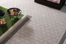 Plaza Paving / The fresh, crisp look of Plaza makes it particularly suited for use in schemes with a contemporary feel.
